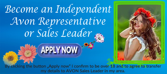 Avon sales rep, become an avon rep, Avon UK, becoming avon representative